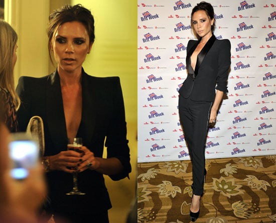 Pictures of Victoria Beckham at a BritWeek Party in LA 2010-04-26 16:30:30
