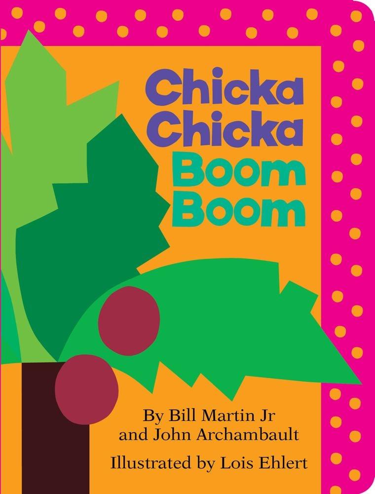 Age 4: Chicka Chicka Boom Boom
