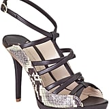 10 Crosby Derek Lam Jims snakeskin sandals ($245, originally $350)