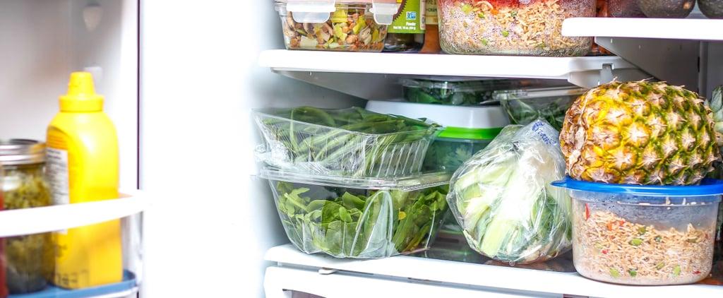Refrigerator Organizing Hacks