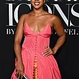 Hannah Bronfman at the Harper's Bazaar ICONS Party