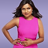 Mindy Kaling on The Mindy Project. Photo courtesy of Fox