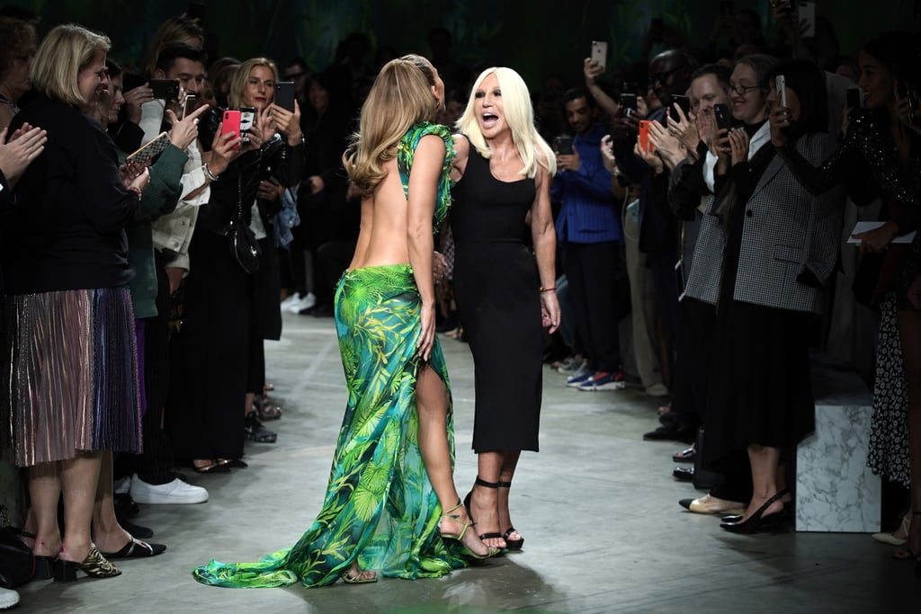 Watch Jennifer Lopez's YouTube Video About the Versace Show