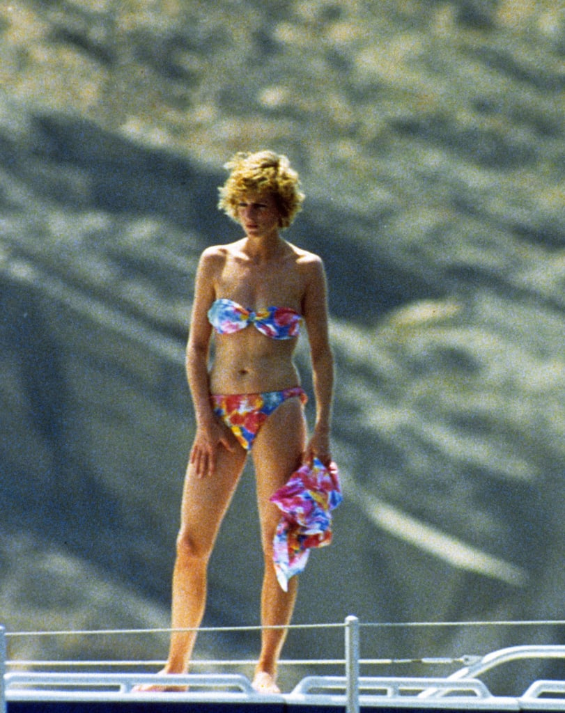 These Stunning Royals Swimsuit Moments Will Linger in Your Memory For Days on End
