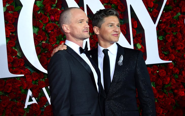 Celebrity gay marriage