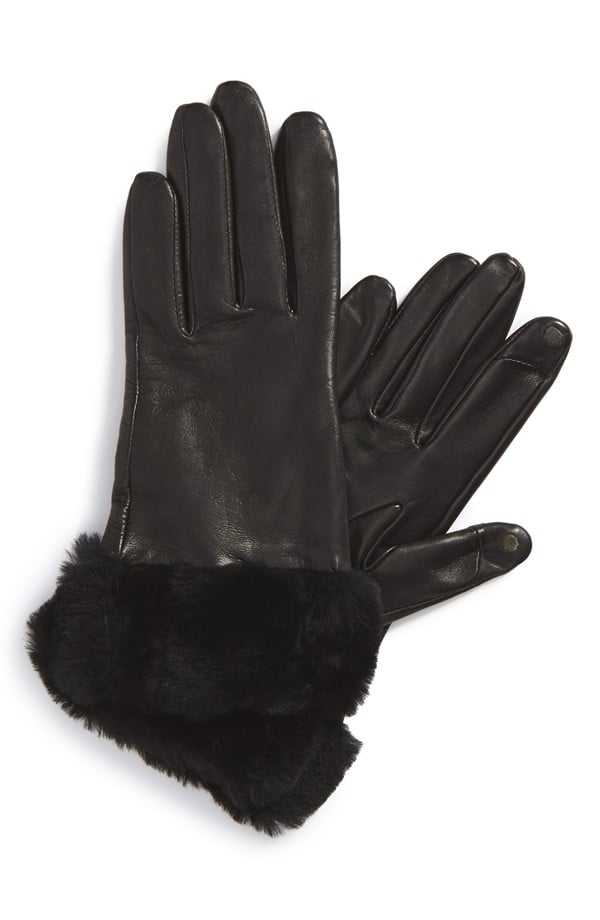UGG Australia Fashion Shorty Tech Glove ($100)
