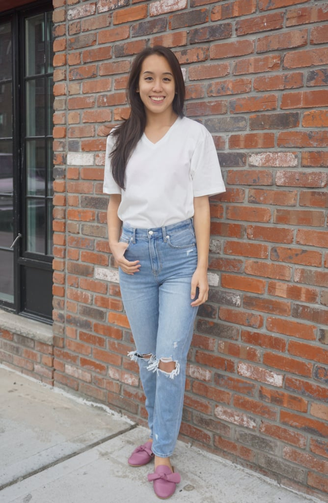Hack: Tuck It Into a Pair of Mom Jeans