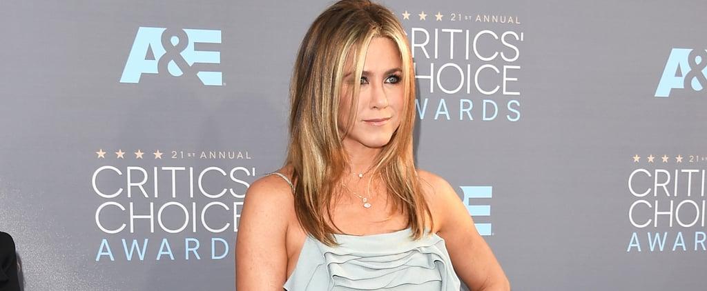 Dresses With Slits at Critics' Choice Awards 2016