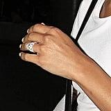 Newlywed Naya Rivera Shows Off Her Ring!