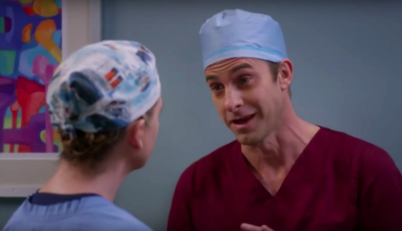 Who Plays Dr Marsh On Greys Anatomy Popsugar Celebrity Australia