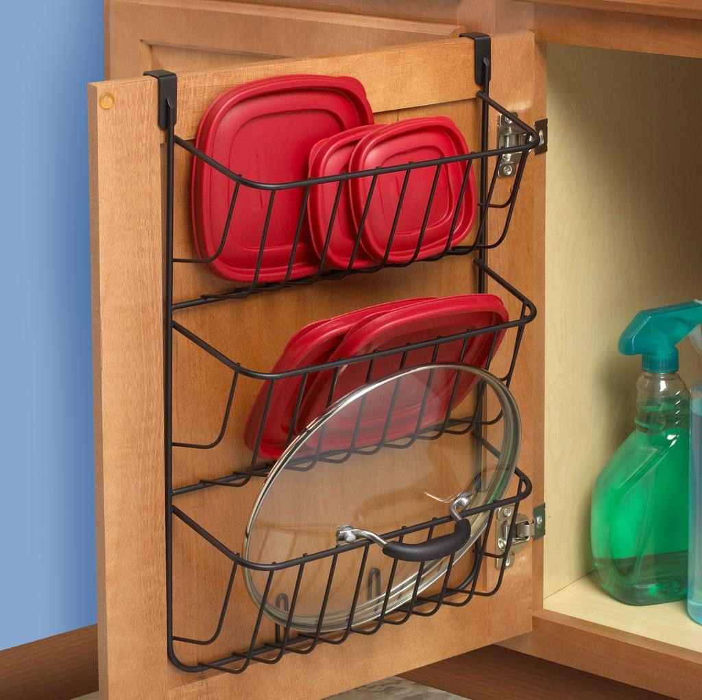3 Tier Cabinet Door Organizer