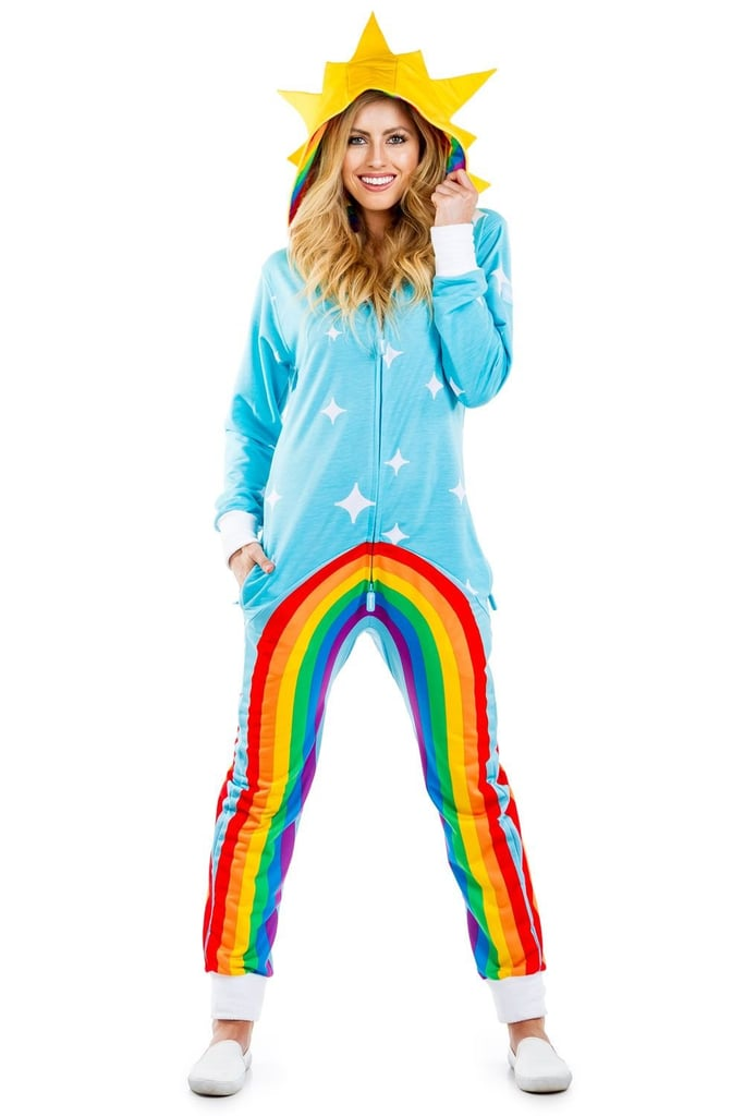 Adult Chasing Rainbows Halloween Costume
