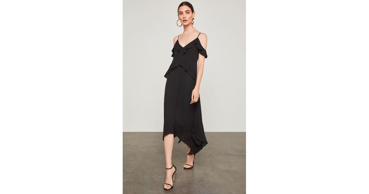 8952b32d74859 BCBGMAXAZRIA Lissa Asymmetrical Slip Dress | Rosie Huntington Whiteley's  Christopher Kane Slip Dress | POPSUGAR Fashion Photo 46