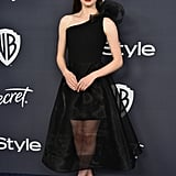 Mackenzie Foy at the 2020 Golden Globes Afterparty