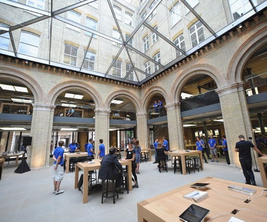 Pictures Of Apple Store Covent Garden Uk Popsugar Tech