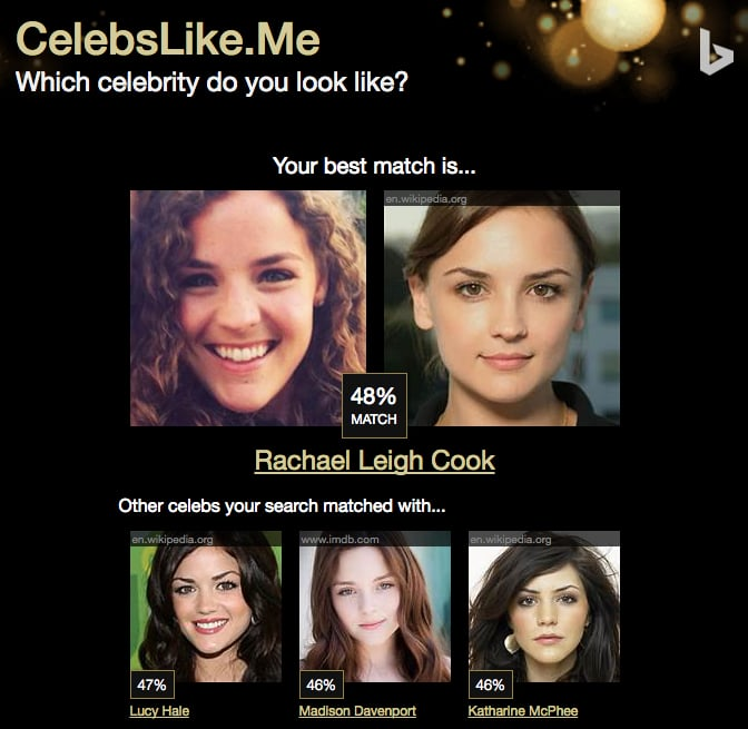 iLookLikeYou.com - Worldwide Look-Alike Matches, Twins ...