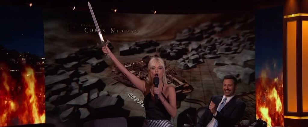 Kristin Chenoweth Proves She Deserves the Crown by Singing the Game of Thrones Theme Song