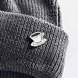 Verameat Damn Fine Coffee Pin