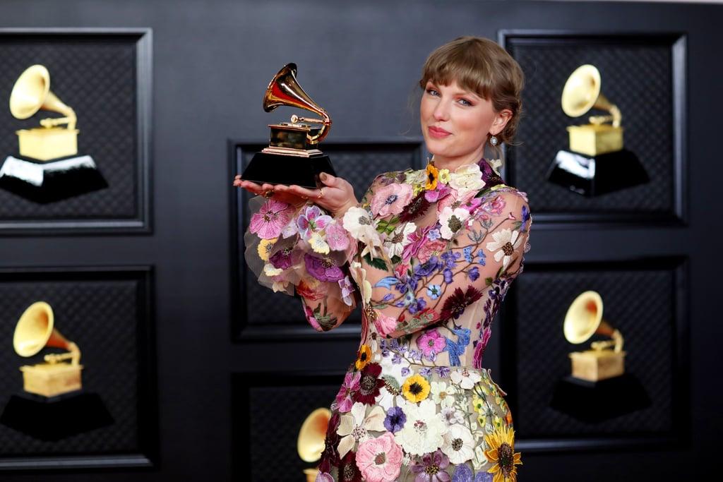 Re-Creating Taylor Swift's 2021 Grammys Dress | TikTok Video