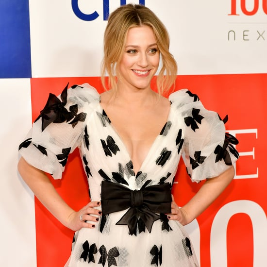 Lili Reinhart's Rodarte Dress at Time Magazine's 100 Gala