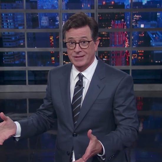 Stephen Colbert on Donald Trump and Vladimir Putin Meeting