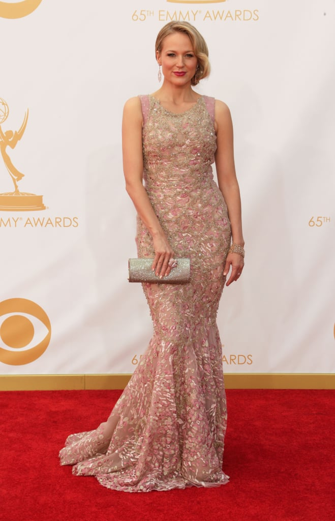 Jewel stepped out for the Emmys.