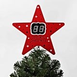 Countdown Star Christmas Tree Topper