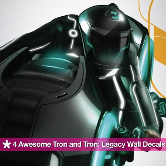 Blik Tron Wall Decals