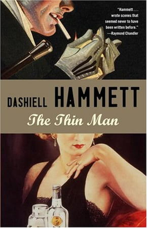 The Thin Man by Dashiell Hammett