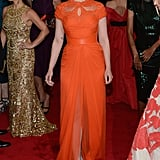 Ginnifer Goodwin in Moniquie Lhuillier