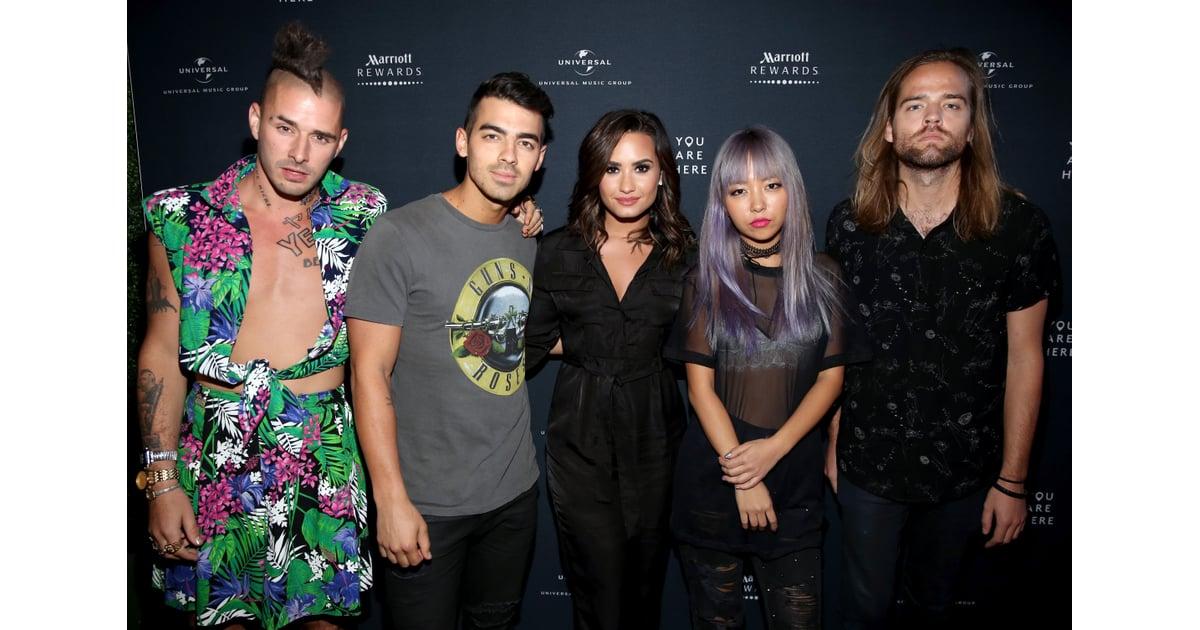 Demi Lovato Dating Joe Jonas 2016 sites de branchement légitime Royaume-Uni