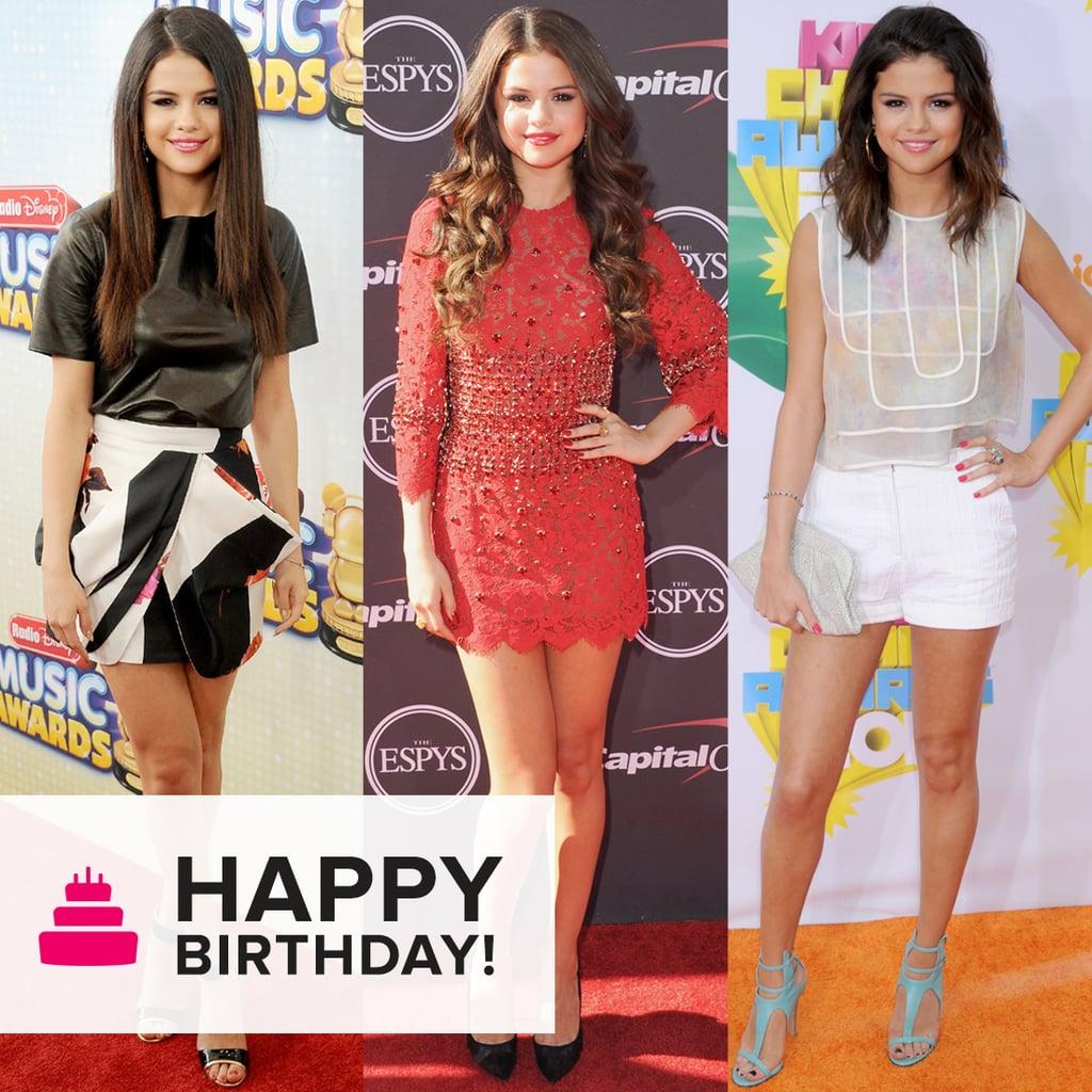Selena Gomez Style Pictures