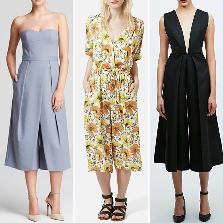 Best Culotte Jumpsuits For Spring 2015