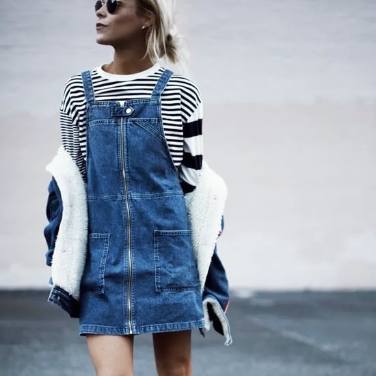 Chic Ways to Wear a Pinafore Dress