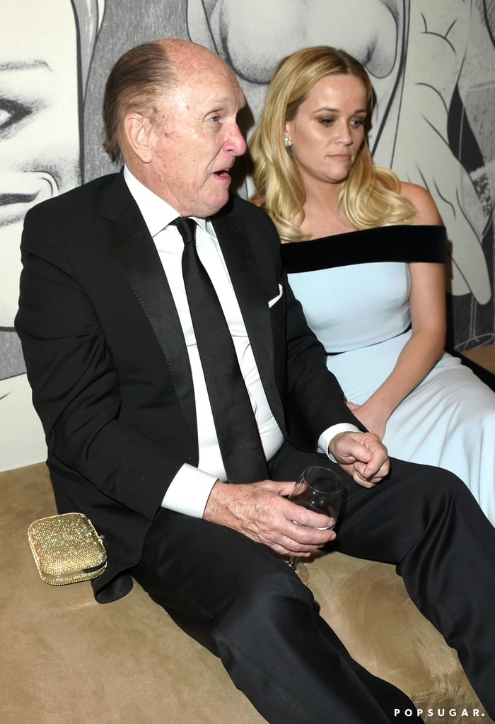 Robert Duvall and Reese Witherspoon