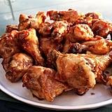 Chili-Glazed Wings