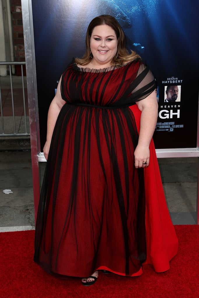 Chrissy Metz Found the Comfiest Shoes For Owning the Red Carpet, and I Want Them Now