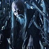Struan Rodger as the Three-Eyed Raven