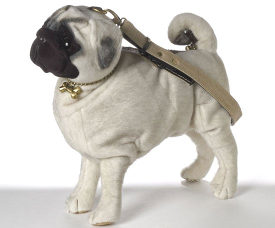 Lifelike Pug Purse: Spoiled Sweet or Spoiled Rotten?