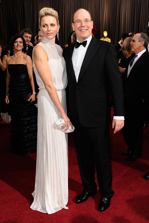 Charlene Wittstock and Prince Albert