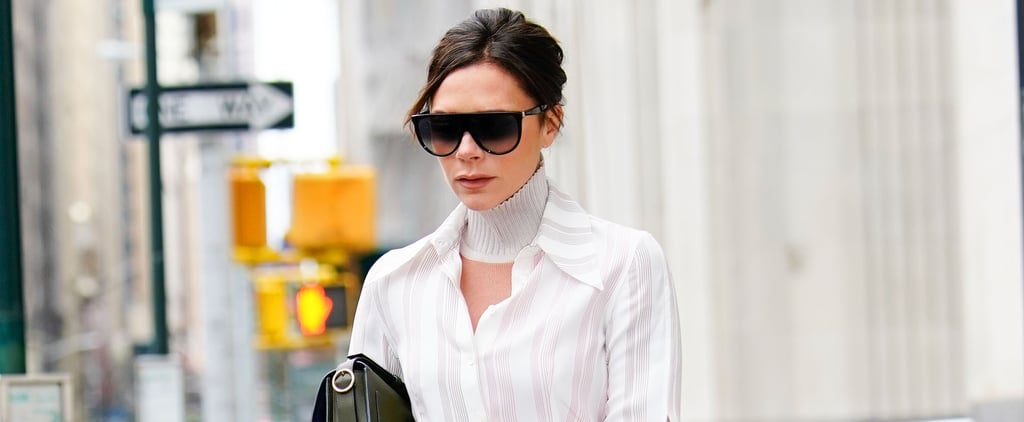 Victoria Beckham Landed in Town With a Handful of Outfit Ideas Using Just 1 Sweater