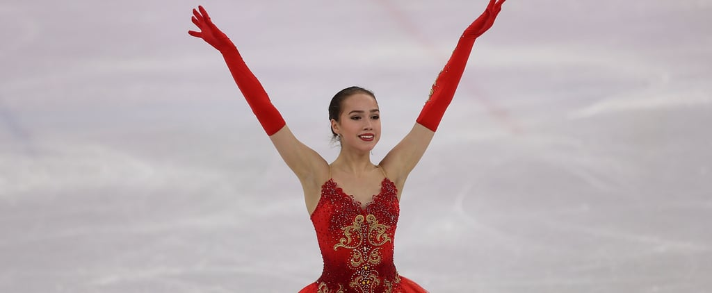 Alina Zagitova Is the 15-Year-Old Russian Figure Skating Phenom We Can't Stop Talking About