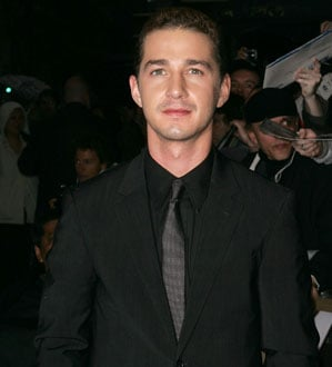 Photo of Shia LaBeouf, Who Was Recently Arrested on Suspicion of DUI