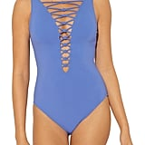 BLEU by Rod Beattie Let's Get Knotty One-Piece Swimsuit