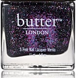 Butter London Nail Lacquer The Black Knight