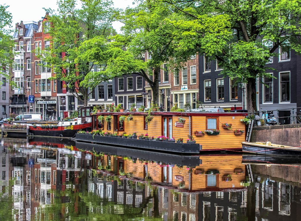 But hey, if you're looking for a truly original Amsterdam experience and want to sleep on the water, I get it. This website offers a tonne of houseboats to rent, ranging for all budgets.