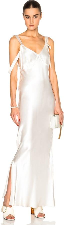 Calvin Klein Collection Gelder Evening Dress ($2,595)