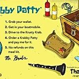 "SpongeBob SquarePants ""Krabby Patty"""