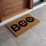"Crate & Barrel ""Boo"" Doormat"