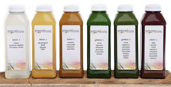 """Pressed Juicery Cleanse Package ($72-$325) """"This gift really comes in handy for New Year's resolutions and detoxing after a night of heavy drinking on New Year's Eve."""""""